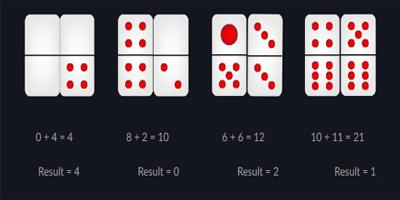 Cara hitung kartu domino